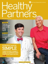 SGHS Healthy Partners Magazine Fall 2015 Edition